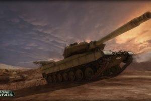 Armored Warfare, Tank