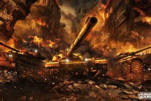 Armored Warfare, Tank, Challenger 2, Stryker MGS, M1128 Mobile Gun System