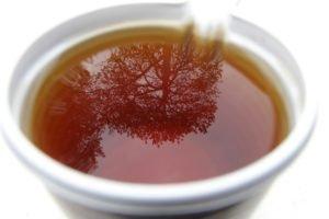 macro, Tea, Drink