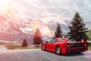 Gran Turismo 6, Gran Turismo, Ferrari, Ferrari F40, Video games