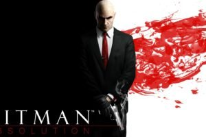 Agent 47, Hitman: Absolution, Blood, Red, Red tie