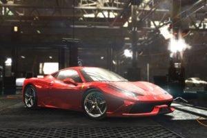 Ferrari 458 Speciale, Ferrari, The Crew, Ubisoft, Video games
