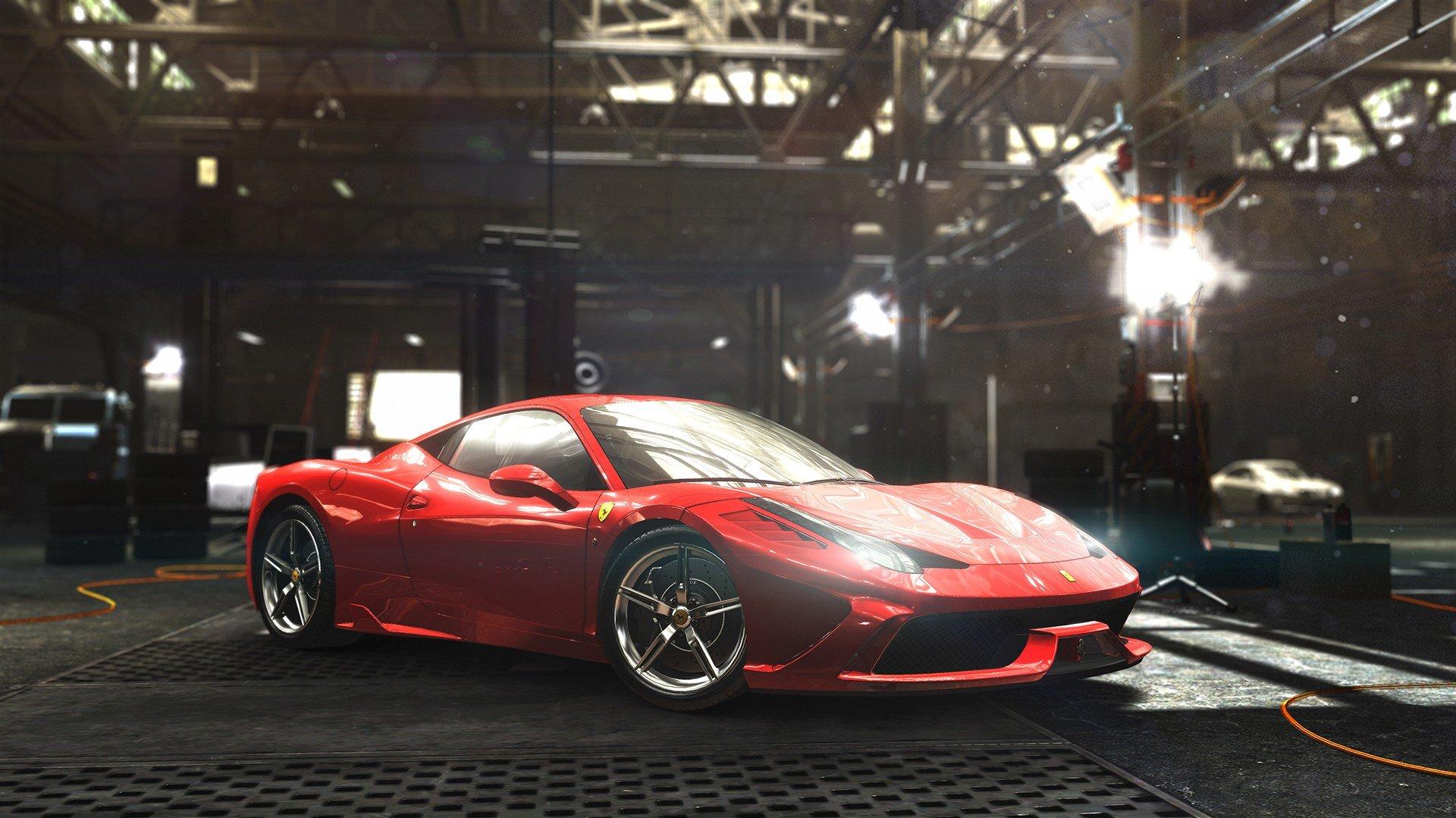 Ferrari 458 Speciale, Ferrari, The Crew, Ubisoft, Video games Wallpaper