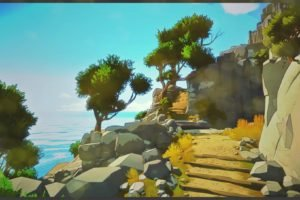 The Witness, Video games, PlayStation 4