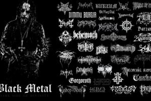 metal, Metal music, Black metal, Music