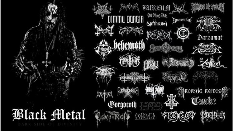 Metal Metal Music Black Metal Music Hd Wallpapers Desktop And Mobile Images Photos