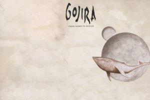 metal, Metal music, Gojira