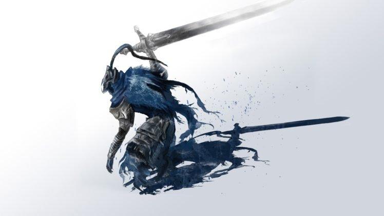 Artorias Sword Dark Souls HD Wallpaper Desktop Background