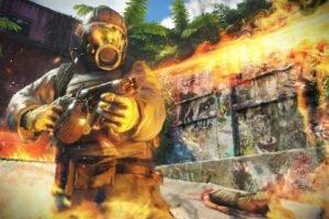 Killer, Far Cry 3, Incendiary, Fire, Flamethrower