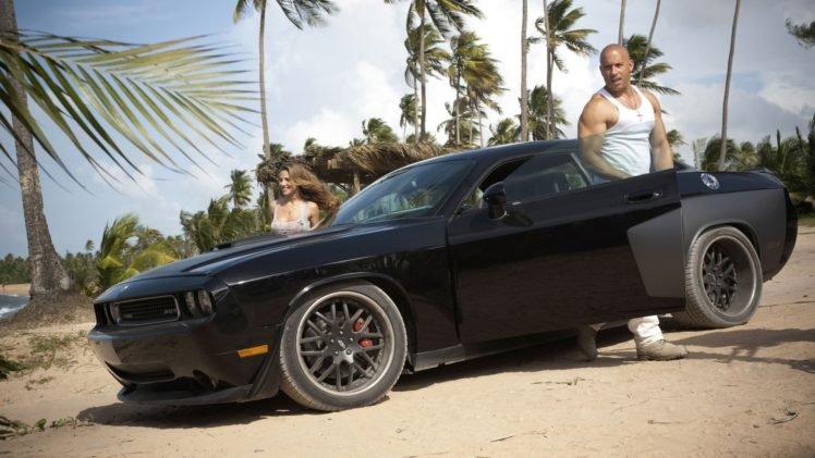 Vin Diesel Fast And Furious HD Wallpaper Desktop Background