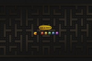 video games, Minimalism, Pacman