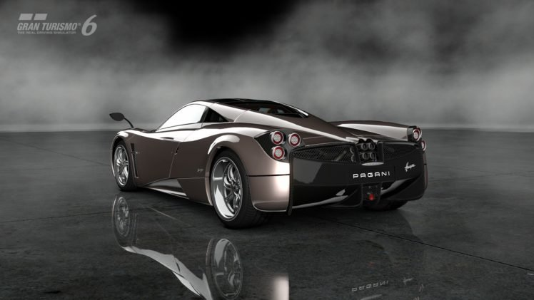 Gran Turismo 6, Gran Turismo, Pagani Huayra, Pagani, Video games HD Wallpaper Desktop Background
