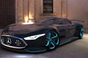 Mercedes Benz AMG Vision Gran Turismo, Gran Turismo 6, Gran Turismo, Video games