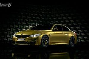Gran Turismo 6, Gran Turismo, BMW, BMW M4 Coupe, BMW M4, Video games
