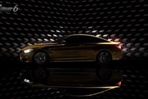 BMW M4 Coupe, BMW M4, BMW, Gran Turismo 6, Gran Turismo, Video games