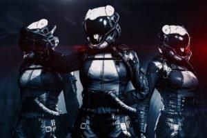 science fiction, Blacklight: Retribution