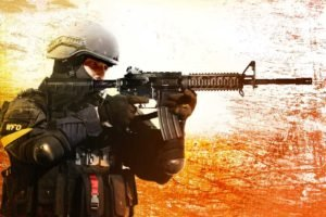 Counter Strike: Global Offensive, M4A4