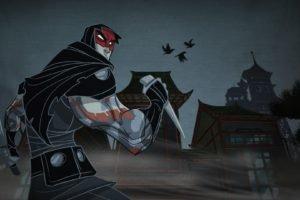 ninjas, Mark of the Ninja