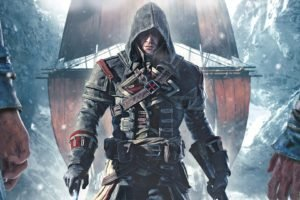 video games, Assassin&039;s Creed, Assassin&039;s Creed: Rogue