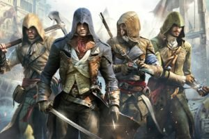 video games, Assassin&039;s Creed, Assassin&039;s Creed:  Unity