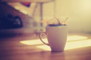 coffee, Morning, Cup