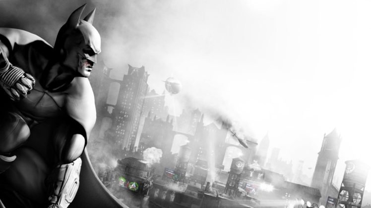 Batman: Arkham City, Video games, Batman HD Wallpaper Desktop Background