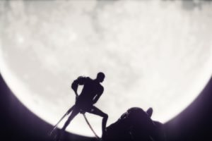 Suda 51, Mondo Zappa, Killer is Dead, Video games, Moon, Katana