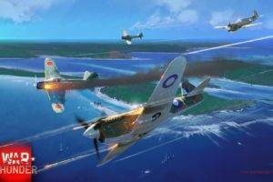 War Thunder, Gaijin Entertainment, Airplane