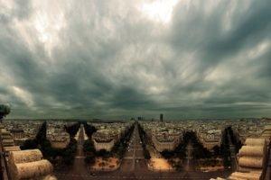 Paris, France, City, Cityscape