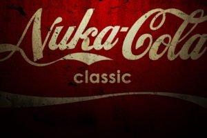 video games, Fallout, Nuka Cola