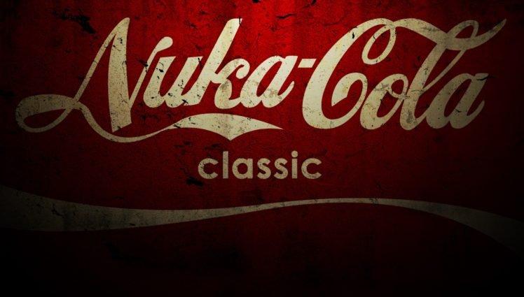 Video Games Fallout Nuka Cola HD Wallpaper Desktop Background