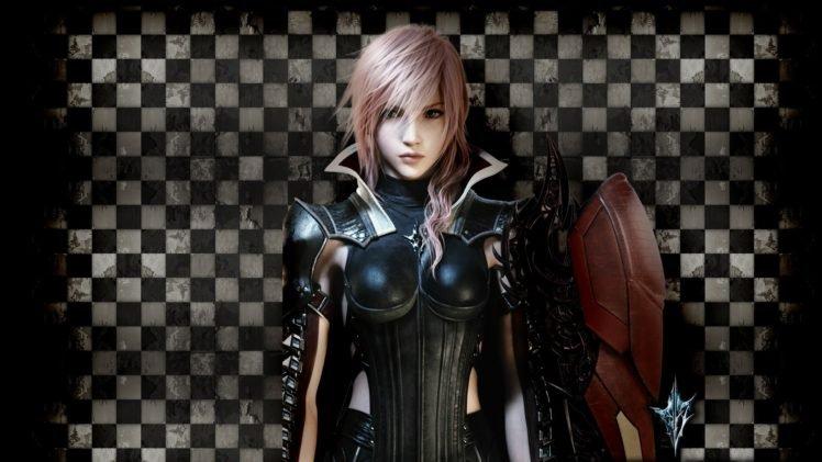 Final Fantasy XIII, Claire Farron HD Wallpaper Desktop Background