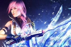 Final Fantasy XIII, Claire Farron, Video games