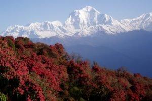 Nepal, Himalayas, Mountains