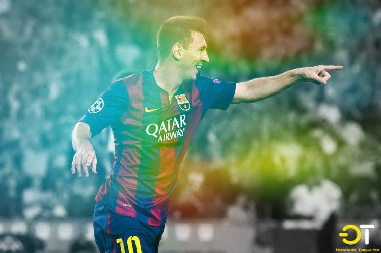 Lionel Messi Fc Barcelona Brazil Hd Wallpapers Desktop And