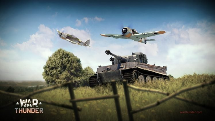 War Thunder Airplane Gaijin Entertainment Tank Tiger I