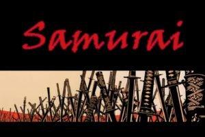 katana, Samurai, Sword