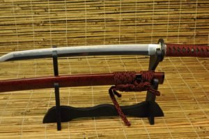 samurai, Sword, Wazikashi