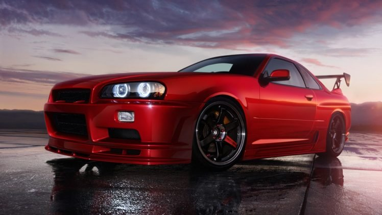Skyline R34 Hd Wallpapers Desktop And Mobile Images Photos