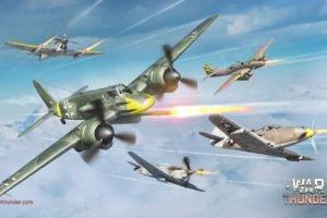War Thunder, Airplane, Gaijin Entertainment, Henschel hs 129 b3
