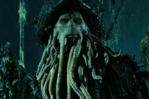 Davy Jones, Pirates of the Caribbean, Pirates of the Caribbean: Dead Man&039;s Chest, Tentacles, Illaoi