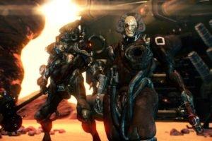 Warframe, Grineer (Warframe), Captain Vor (Warframe), Lieutenant Lech Kril (Warframe), Video games