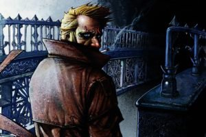 Hellblazer, Comic art