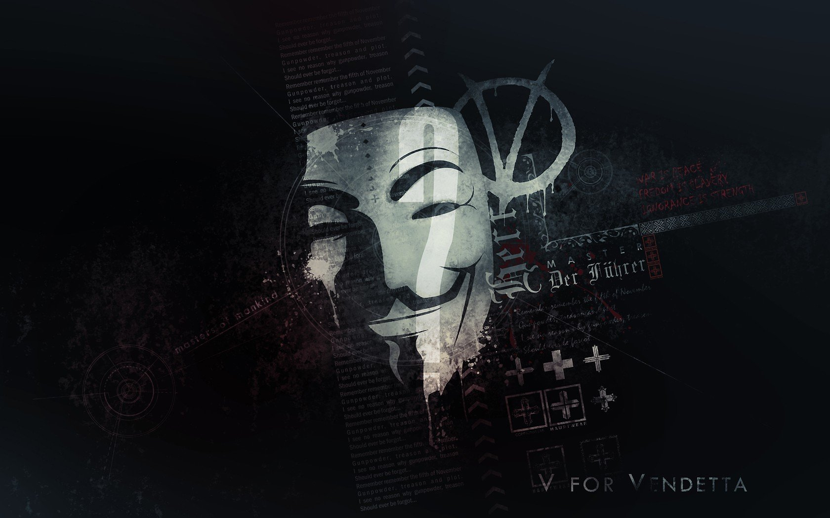 V For Vendetta Hd Wallpapers Desktop And Mobile Images Photos