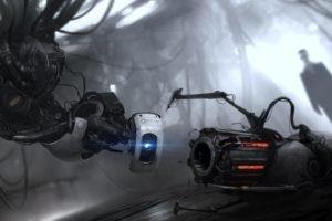 Valve Corporation, Portal 2, Portal Gun, G Man