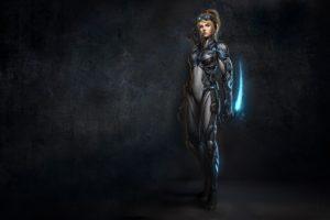 Nova, Nova (Starcraft), Nova Terra, Starcraft II