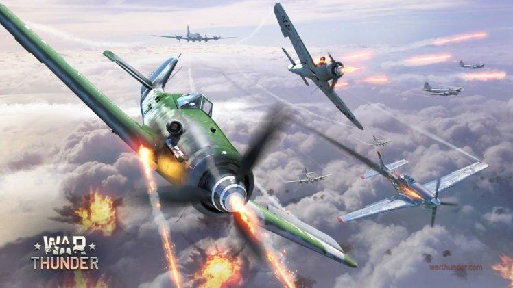 War Thunder B17