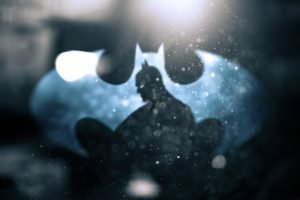 Batman, Batman logo, Batman Begins