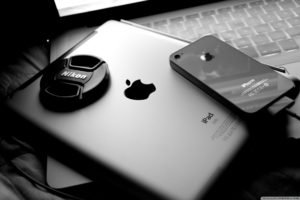 Apple Inc., IPhone, Nikon, IPad, Technology, MacBook