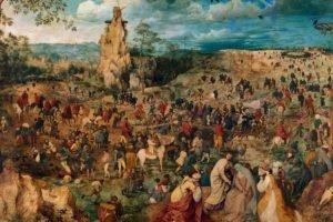Pieter Bruegel, Classic art, Painting